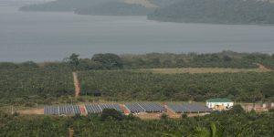 Kalangala 650kW plant UGANDA
